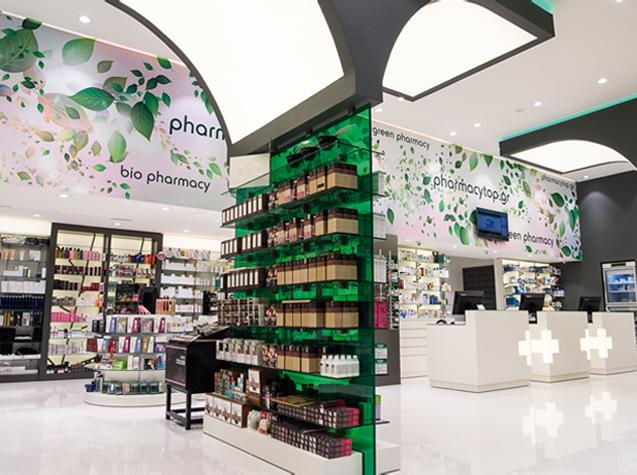 Κατασκευές φαρμακείων στο Μοσχάτο