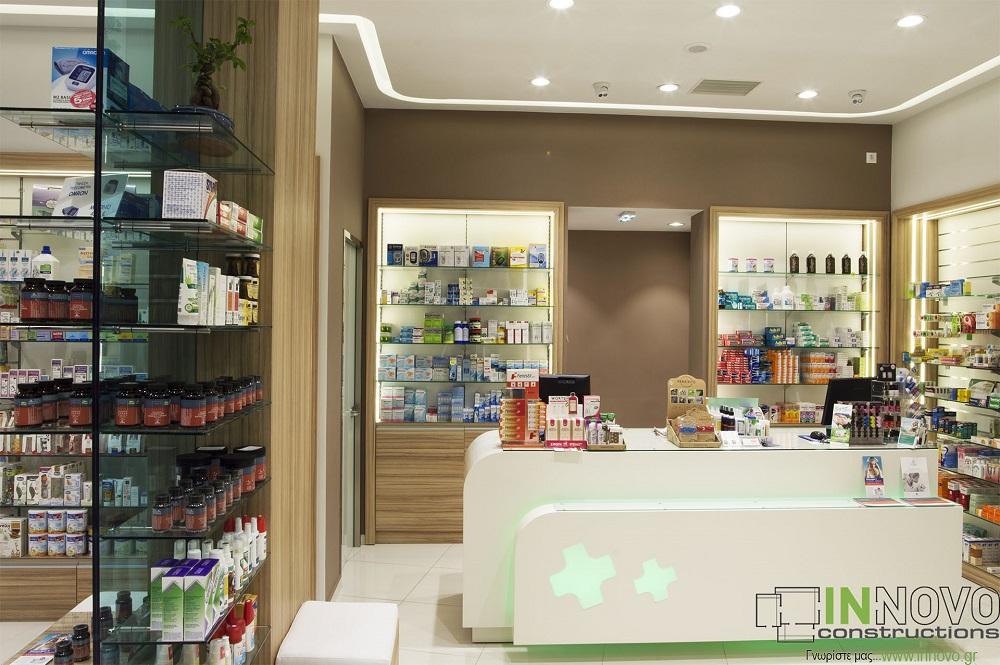 Ανακαίνιση φαρμακείων στο Ίλιον