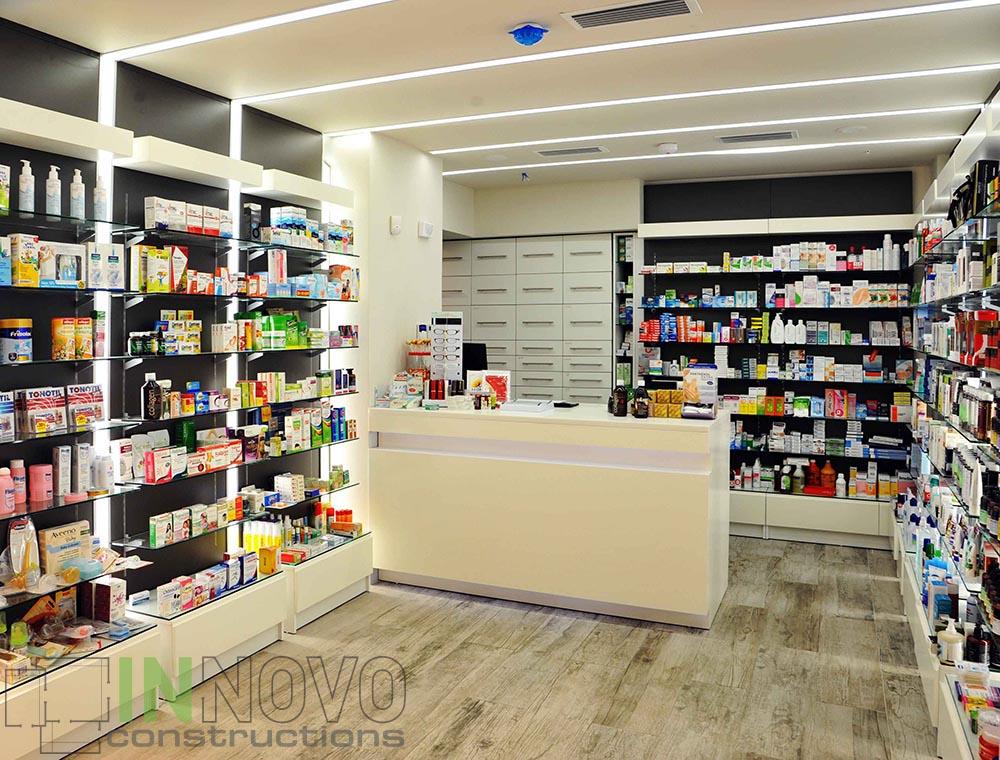 Φαρμακείων κατασκευές Μαβίλης