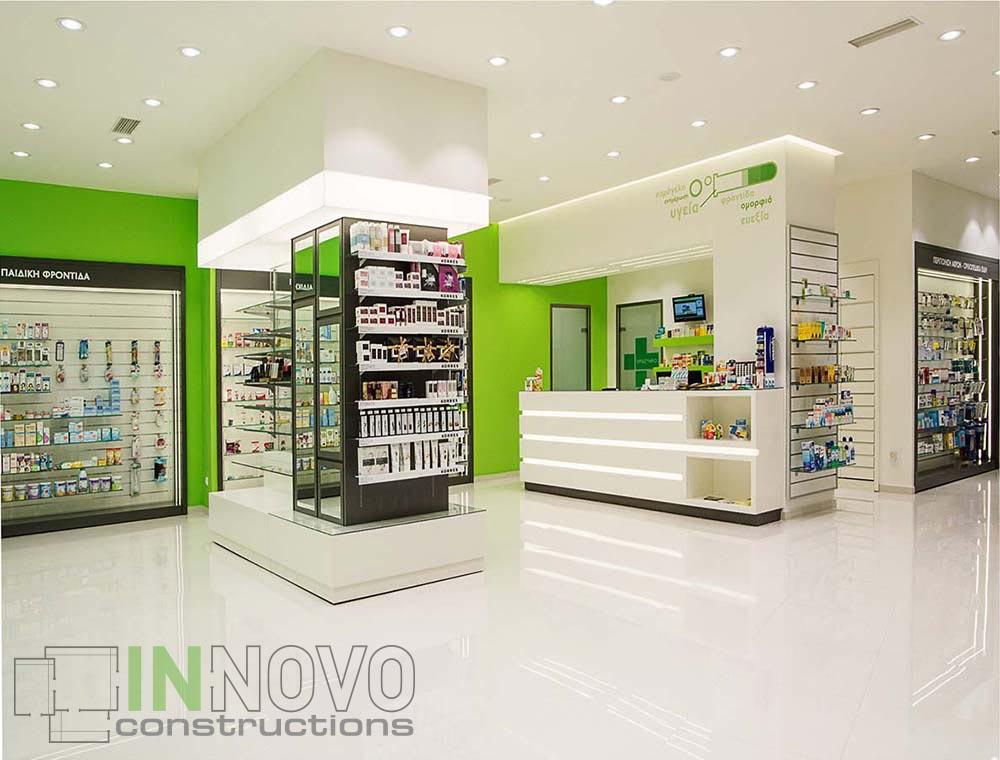 Ανακαινίσεις φαρμακείων, Δημήτριος